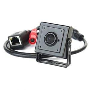 IP камери за дискретен монтаж