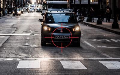 Камери с вграден софтуер за разпознаване на автомобилни регистрационни номера